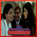 Woh Ladki Jo - Baadshah - 1999 - (VIDEO+MP3 Format)