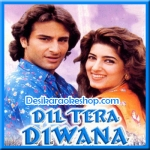 Banke Mohabbat Tum To Base - Dil Tera Diwana - 1996 - (VIDEO+MP3 Format)