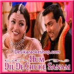 Aankhon Ki Gustakhiyan - Hum Dil De Chuke Sanam - 1999 - (VIDEO+MP3 Format)