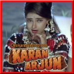 Gup Chup Gup Chup - Karan Arjun - 1995 - (VIDEO+MP3 Format)