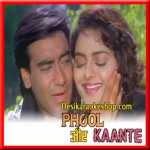 Tumse Milne Ko Dil Karta Hai - Phool Aur Kaante - 1991 - (VIDEO+MP3 Format)