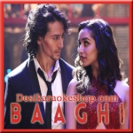 Let's Talk About Love - Baaghi - 2016 - (VIDEO+MP3 Format)