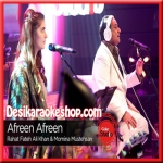 Afreen Afreen (Unplugged) - Coke Studio Season 9 - 2016 - (VIDEO+MP3 Format)