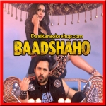 Socha Hai (Love Version) - Baadshaho - 2017 - (VIDEO+MP3 Format)