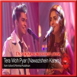 Tera Woh Pyar (Nawazishein Karam) - Coke Studio Season 9 - 2016 - (VIDEO+MP3 Format)