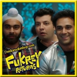 Mehbooba - Fukrey Returns - 2017 - (MP3 Format)