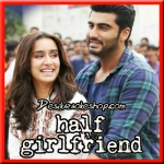 Pal Bhar (Chaahunga Reprise) - Half Girlfriend - 2017 - (VIDEO+MP3 Format)