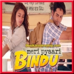 Haareya - Meri Pyaari Bindu - 2017 - (VIDEO+MP3 Format)