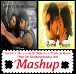2 Supper Hit Songs Mashup Karaoke - (MP3 Format)