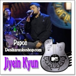 Jiyein Kyun - Papon - MTV Unplugged Season 4 - 2014 - (VIDEO+MP3 Format)