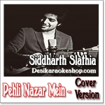 Pehli Nazar Mein (Cover Version) - Siddharth Slathia - 2016 - (VIDEO+MP3 Format)