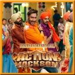 Punjabi Mast - Action Jackson - 2014 - (MP3 Format)
