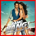 Uff Mere Dil Mein - Bang Bang - 2014 - (VIDEO+MP3 Format)