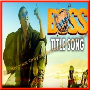 Boss (Title Track) - Boss - 2013 - (MP3 Format)