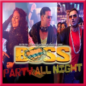 Party All Night - Boss - 2013 - (MP3 Format)