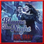 Blame the Night - VIDEO+MP3
