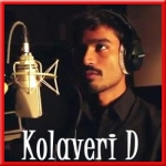 Why This Kolaveri - Dhanush - Three - 2011