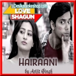 Hairaani - Love Shagun - 2016 - (MP3 Format)