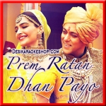 Halo Re - Prem Ratan Dhan Payo - 2015 - (MP3 Format)