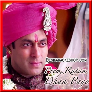 Jalte Diye - Prem Ratan Dhan Payo - 2015 - (VIDEO+MP3 Format)