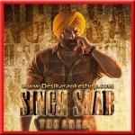 Singh Saab The Great (Title Track) - Singh Saab The Great - 2013 - (MP3)