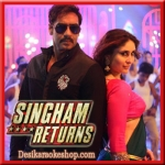 Aata Majhi Satakli - Singham Returns - (MP3 Format)