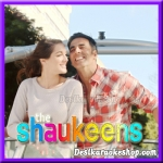 Meherbani - The Shaukeens - (MP3 Format)