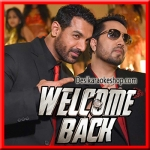 Damaa Dam Mast Kalandar - Welcome Back - 2015 - (MP3 Format)