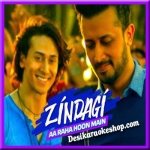 Zindagi Aa Raha Hoon Main - Atif Aslam - 2015 - (VIDEO+MP3 Format)